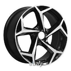 17 R Line Polo Style Alloy Wheels Fits Audi A3 S3 Tt Vw Golf Beetle 5x100