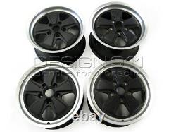 17 Style 548 Fuchs Style Alloy Wheels 7.0J and 9.0J Porsche 964/993/928/944