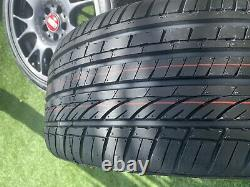 18 BBS Motorsport CH Style Alloy wheels & tyres Audi TT A4 A6 VW Golf 5x112 %