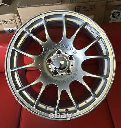 18 Bbs Ch Style Alloy Wheels Fits Audi A3 A4 A6