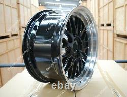 18 Dare LM Alloy Wheels Fits Vw Passat Scirocco T-roc Tigaun Touran T4 5x112