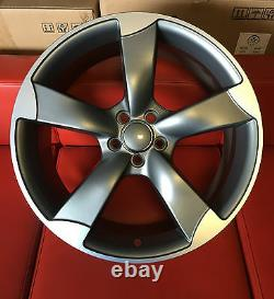 18 Ttrs Style Alloy Wheels Fits Audi A3 S3 Tt Vw Golf Beetle 5x100