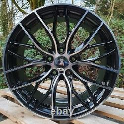 19'' 405m Style Staggered Alloy Wheels 5x120 To Suit Bmw 1 2 3 4 Series F30