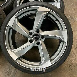 19 Audi S-Line Style Alloy Wheels & 235/35/19 Pirelli Tyres A3 S3 + More