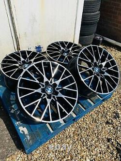 19 BMW 788M Competition Style Alloy Wheels Only BMW 3 Series F30 F31 & X-Drive