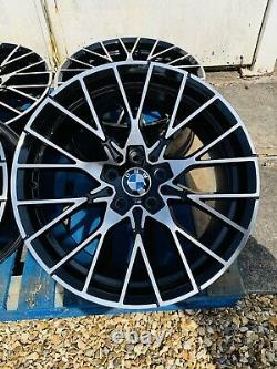 19 BMW 788M Competition Style Alloy Wheels Only B+P to fit BMW 5 Series F10 F11