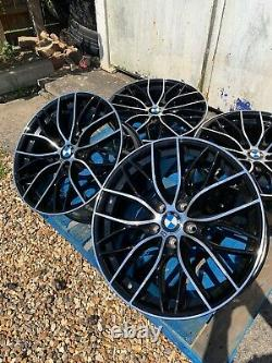 19 BMW M405 Performance Style Alloy Wheels Only to fit BMW 3 Series F30 F31