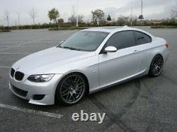 19 Bmw CSL Style Matt Gunmetal Alloy Wheels Fit Bmw 3 Series E90 E91 E92 E93