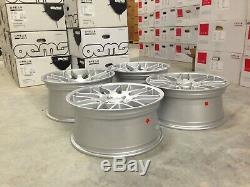 19 CSL Style Alloy Wheels Quartz Silver BMW DEEP CONCAVE E46 M3 E90 F10 E92 Z4M
