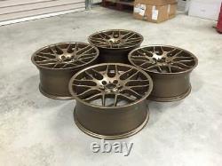 19 New CSL Style Alloys Wheels Satin Bronze BMW 5x120 F30 F31 F32 F33