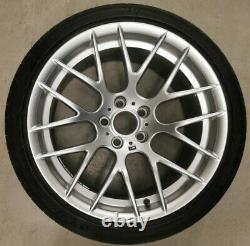 19 X1 Single Bmw 359m Style Alloy Wheels 5x120 Rear 10j M3 Competition 1m E92