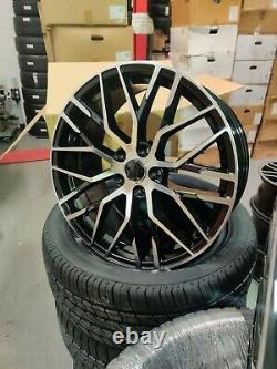 19 alloy wheels Audi a3 a4 a5 a6 a7 a8 q2 q3 q5 q7 R8 Style