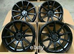 19 inch 4 Alloy wheels fit BMW E38 E60 E61 E63 E65 E66 020 Style 5x120 19