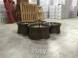 19 x4 New M3 CSL Style Alloy Wheels Satin Bronze BMW 5x120 E46 E90 Z4 E92