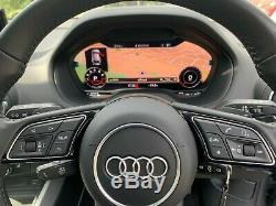 2018 Audi Q2 1.4 Tfsi Virtual Cockpit, Pan Sunroof S Line Styling 8407 Miles