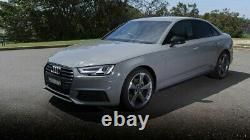 2020 Audi S Line Rotor Rota Arm Style 18 Alloy Wheels + Tyres A3 A4 Golf Caddy