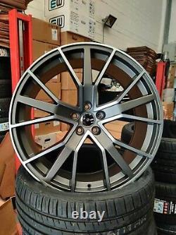 20 Audi a4 a5 a6 a7 a8 q2 q3 q5 rs6 gm style Alloy Wheels 2553520 Tyres