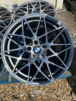 20 BMW 666M Competition Style Alloy Wheels Only BMW 3 Series F30 F31 & X-Drive