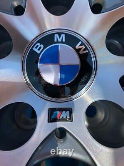 20 BMW 666M Competition Style Alloy Wheels Only to fit BMW 4 Series F32 F33 F36