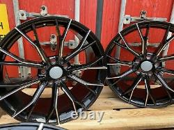 20 Inch Alloy Wheels 5 Series 6 Series 669m Sport Style For Bmw 3 4 Series