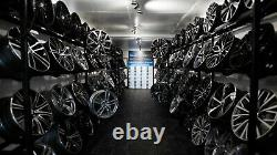 20'' Inch Competition 666m Style New Alloy Wheels & New Tyres Fits Bmw M3 / M4