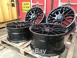 20 Mercedes E S R ML GL GLC GLE M Class BP Style Alloy Wheels