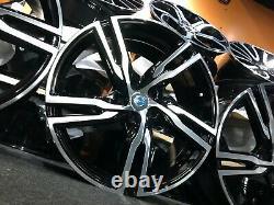 20 Volvo R-design Style Alloy Wheels ExDisplay 8.5Jx20 ET38 XC40 XC60 XC70 XC90
