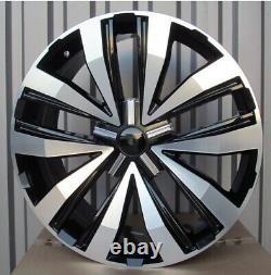 20 inch 4 Alloy wheels fit VW T5 T6 Amarok style 5x120