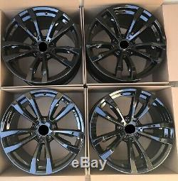 20 inch Alloy wheels fit BMW X5 X6 E70 E71 F15 F16 469 style set 5x120 10J 11J