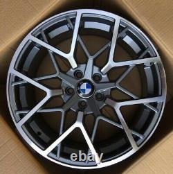 20 inch alloys wheels set BMW G30 G31 G32 G20 G11 G12 G20 8.5J-9.5J 795 style