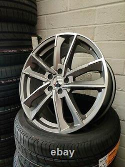 21 Audi a5 a6 a7 a8 q2 q3 q5 a7 style Alloy Wheels