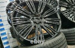 22 Inch 9012 Style Fits Range Rover Sport /vogue New Alloy Wheels & Tyres 5x120