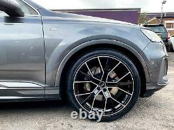 22 Inch Audi Q7 / Sq7 / Q8 / Sq8 / Rs Vorsprung Style New Alloy Wheels & Tyres