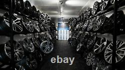22 Inch Turbine 7007 Style Land Rover & Range Rover Sport Alloy Wheels Only