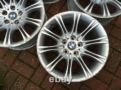 4 x 18 BMW MV2 M SPORT M STYLE ALLOY WHEELS BMW E36 E46 E60 E61 E90 E92 E93 1 3