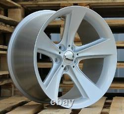 4x 19 inch alloys wheels set for BMW 5 E60 61 E63 64 7 E65 E66 E38 E39 128 style