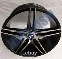 4x New 20 Inch Alloy Wheels Alloys Fit Bmw 3 Series 313m Style E92 E93 E90 E91