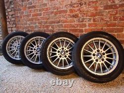 4x gen. BMW 3 Series Rims Alloy Wheels Aluminium E36 E46 Style 32 6769229 16
