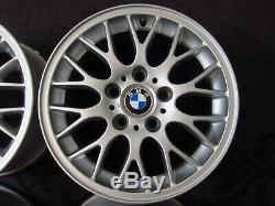 4x gen. BMW 3-Series Rims Alloy Wheels Aluminium E36 E46 Style 42 1095058 16
