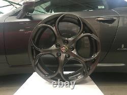 ALFA ROMEO 19 GIULIA QV STYLE ALLOY Wheels BRERA / SPIDER/ 159 4