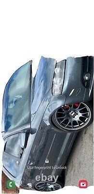 BBS style CHR 5x112 Staggered Alloy Wheels Audi Skoda Seat Volkswagen
