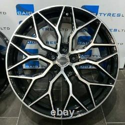 BMW 20''inch VOSSEN HF-2 STYLE ALLOY WHEELS 3/4/5/6 SERIES BMW F30 F32 NEW