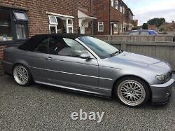 BMW 325ci Convertible e46