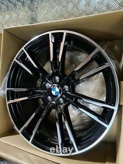 BMW M5 F90 5 Series 706M Style 20 Alloy Wheels M Sport G30 G31 Staggered