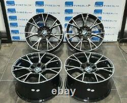 Bmw 19'' Inch 789m Style New Alloy Wheels 3 / 5 Series G20 / G21 / G30 / G31