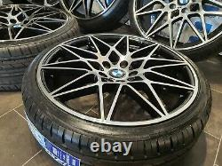 Bmw 1 / 2 Series 18'' Inch Competition 666m Style New Alloy Wheels & Tyres