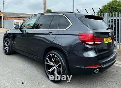 Bmw 21'' Inch X5 / X6 741m Style Alloy Wheels M Sport- E70/e71/f15/f16 Set Of 4