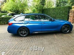Bmw 320D M sport touring performance styling