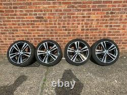 Bmw 3 4 Series F30 F31 F32 F34'19' Style 442m Alloy Wheels With Tyres Oem