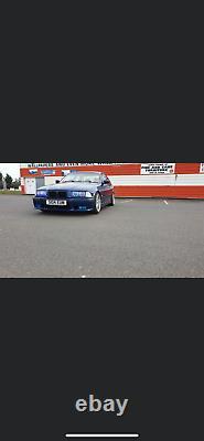 Bmw 3 Series E36 Coupe M Tech M Sport 328 I Avus Blue Style 66 Alloys